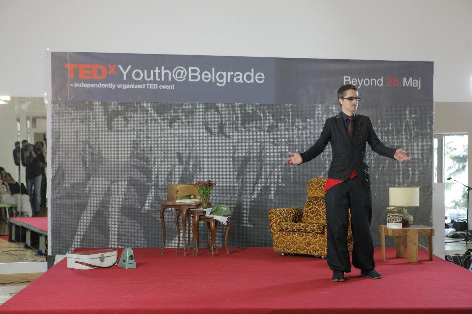 tedx youth belgrade shane berry Moj prvi TEDx...