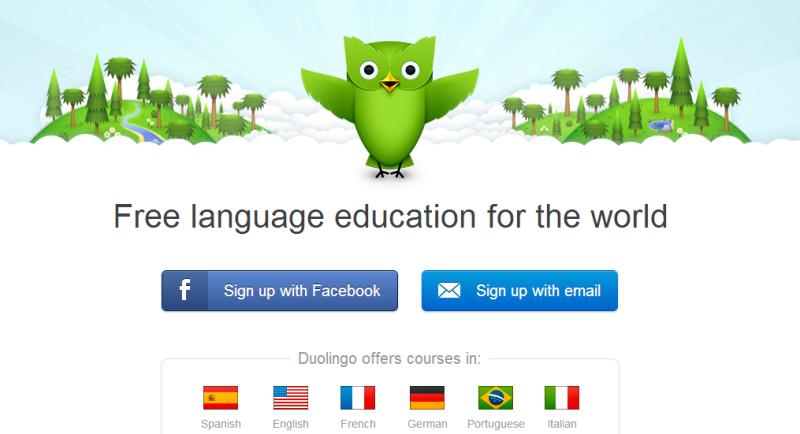 duolingo kursevi jezika