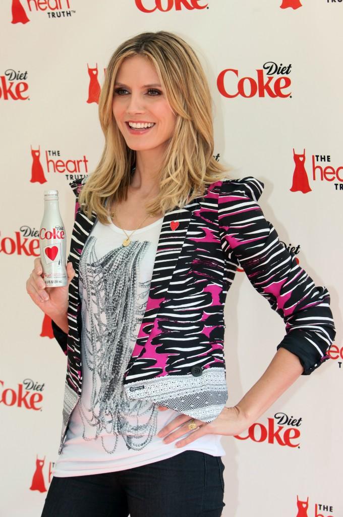 Heidi Klum, njemački model i voditeljka