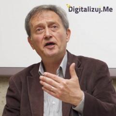 """Digitalizuj.Me XXV – """"Put kojim se ređe ide – u menadžmentu, životu i uopšte"""" – Milenko Gudić"""