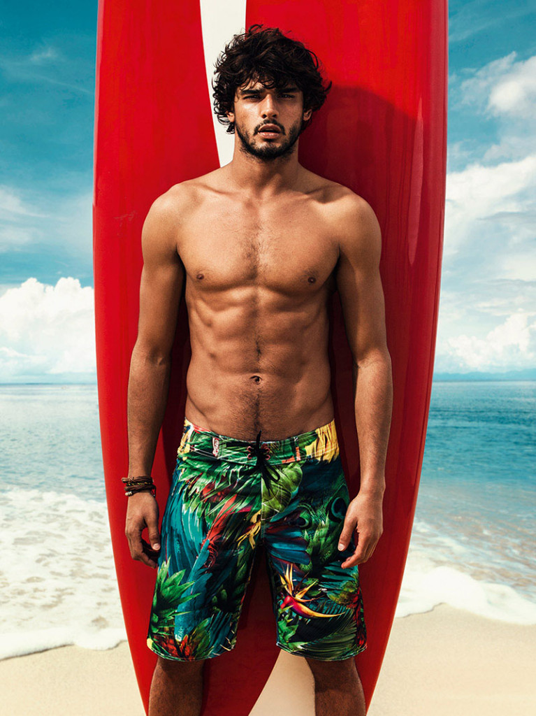 Marlon Teixeira, brazilski model