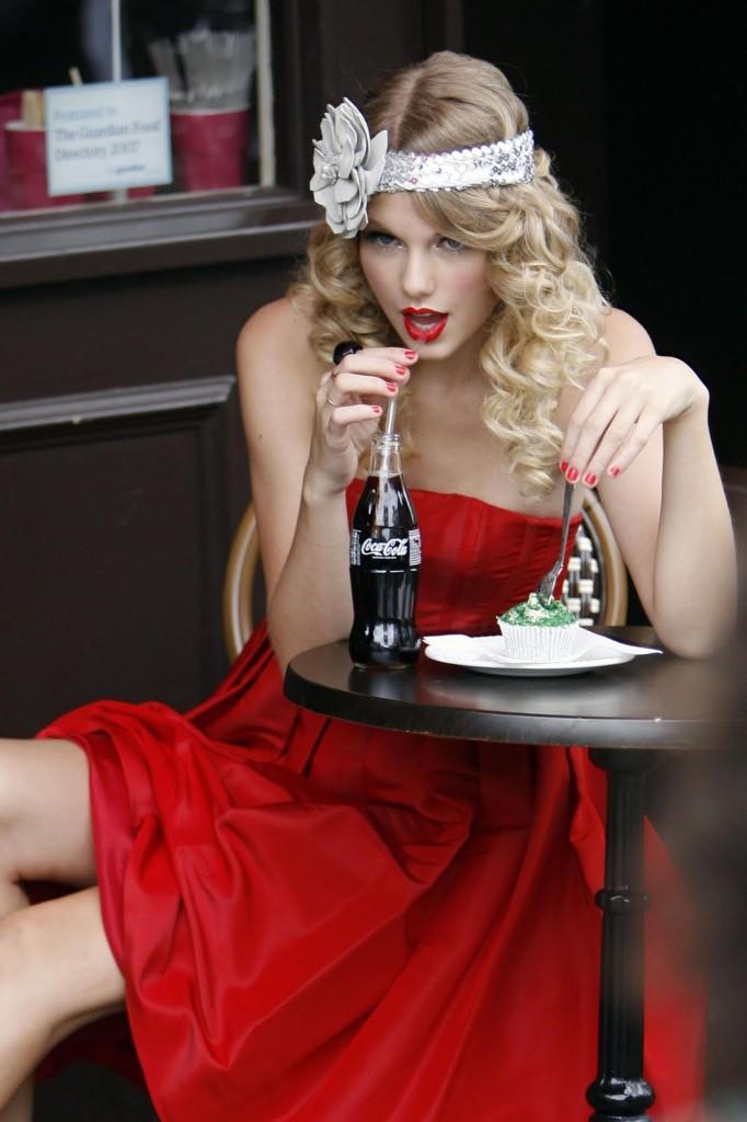 Taylor Swift, američka pjevačica