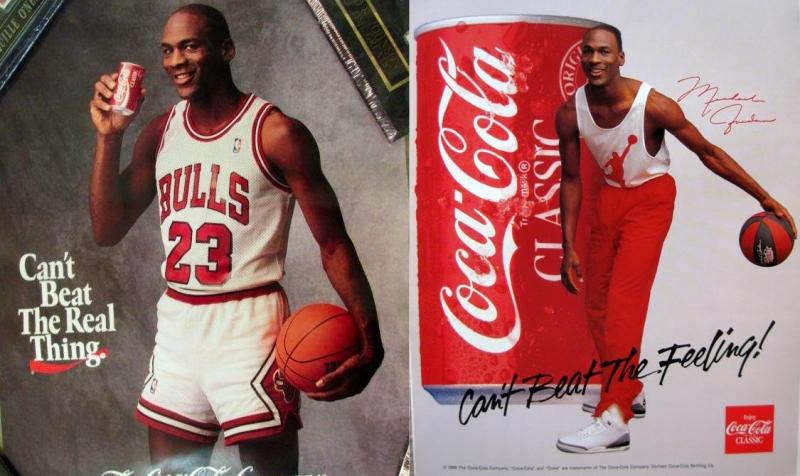 Michael Jordan, američki košarkaš i preduzetnik