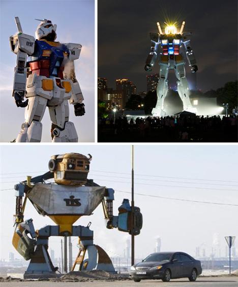 Gundam u Japanu