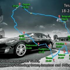 Tesla Convoy dolazi u Podgoricu!