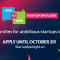 Apply now for How to Web Startup Spotlight