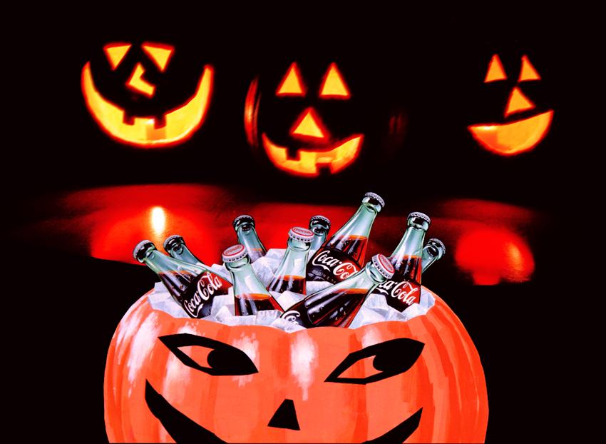 Coca-Cola-Halloween