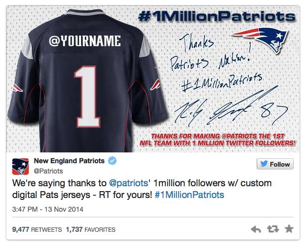 9.Patriots 1