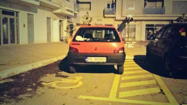 OSI parking