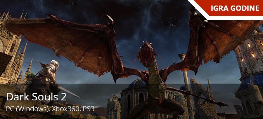 Igra godine - Dark Souls 2
