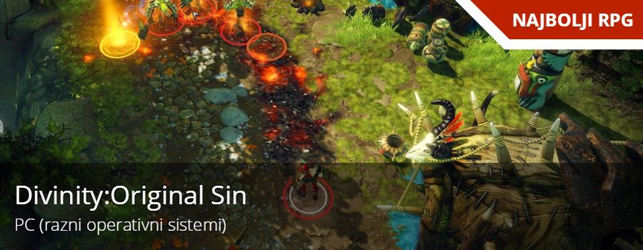Najbolji RPG - Divinity original sin