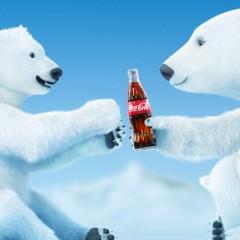 Coca-Cola polarni medvedi – simbol novogodišnjih praznika