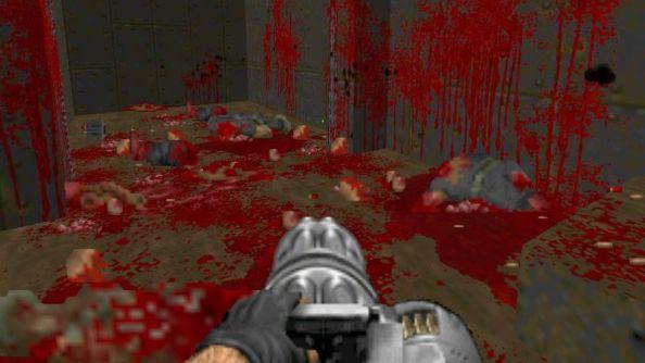 brutal doom v20 video