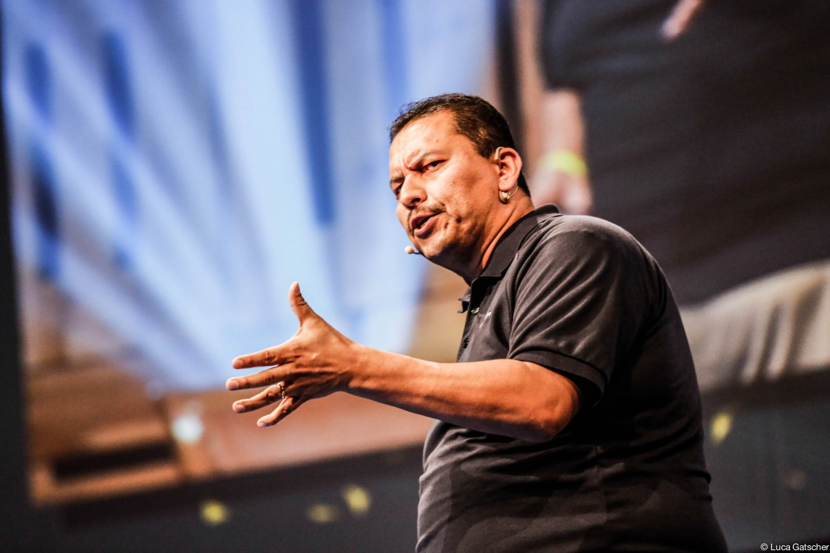 Ramon de Leon, prvi potvrđeni predavač za Spark.me 2015