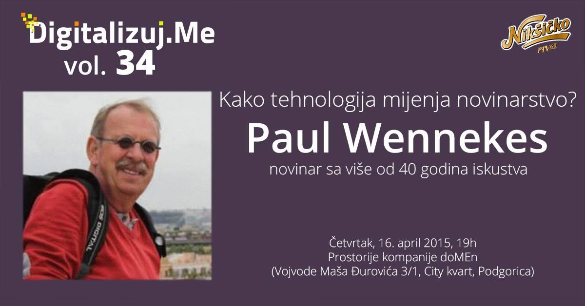 Paul Wennekes