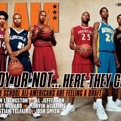 Najbolje petorke NBA timova – 5. dio