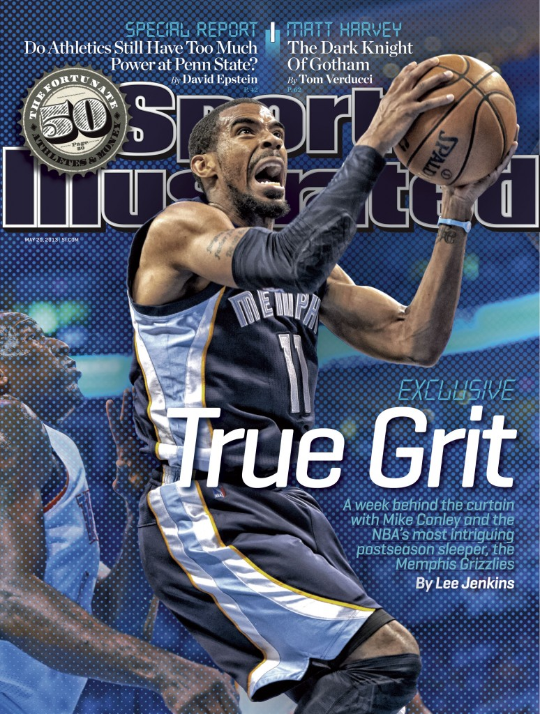 Michael Conley na naslovnici prestižnog sportskog magazina Sports Illustrated
