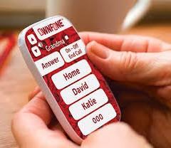 Mobilni telefoni dizajnirani za starije osobe
