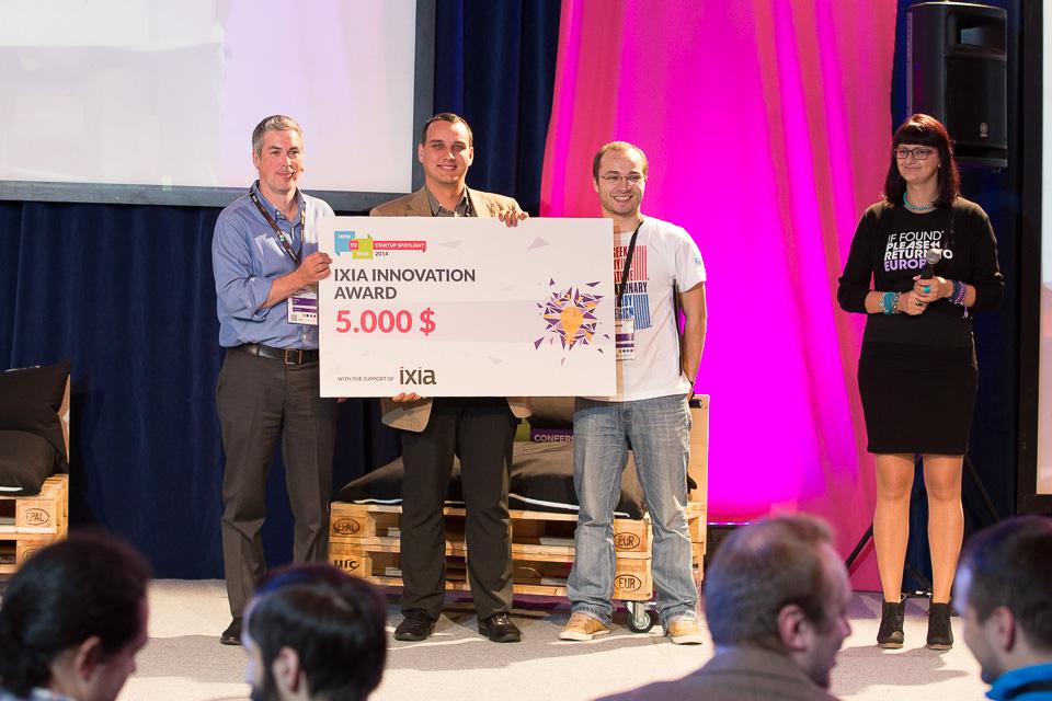 SS14 Innovation Award