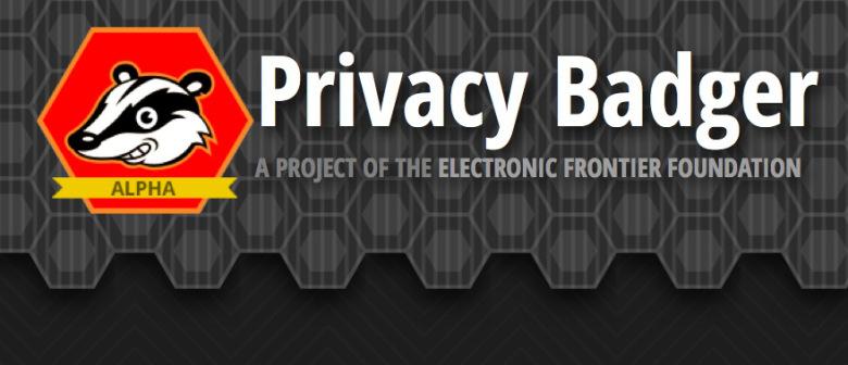 Privacy Badger servis