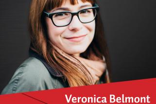 Novi Spark.me govornik – Veronika Belmont, internet zvijezda sa 1,7 miliona pratilaca na Tviteru