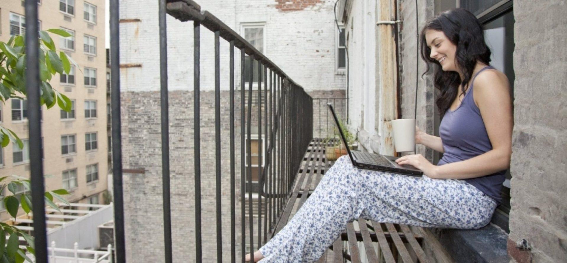 Outfit - glavna prednost rada od kuće :)