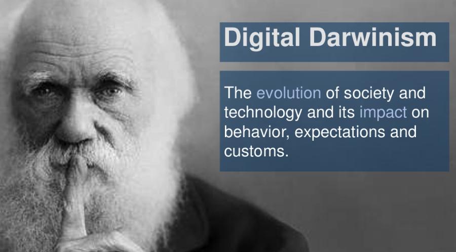 Brajan Solis o Digitalnom darvinizmu