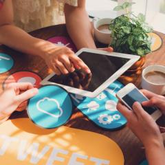 """Digitalizuj.Me radionica """"Nastup na društvenim mrežama kao dio digitalne marketing strategije"""" uskoro počinje"""