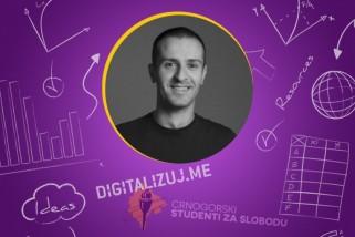 Startap priče: Dražen Žujović – Kako je pokrenut prvi startap u Crnoj Gori