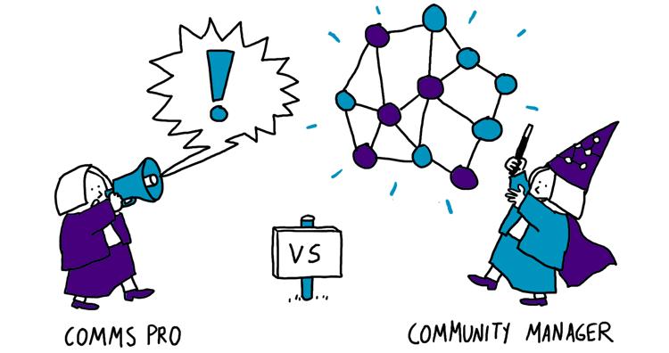 Zabluda br. 1: Društvene mreže nisu megafon.