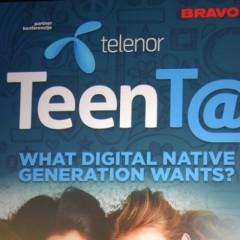"""Konferencija """"Teen Talk"""" oduševila tinejdžere u Crnoj Gori"""