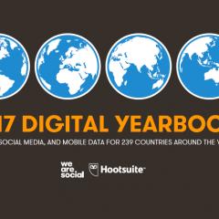 Koliko smo digitalni? Statistika upotrebe digitalnih tehnologija u Crnoj Gori i u regionu u 2017. godini