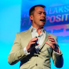 Novi Spark.me 2017 govornik – Džejson Romejko, bivši kreativni direktor Saatchi & Saatchhi