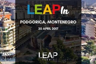 LEAPin Podgorica – besplatna jednodnevna konferencija za mlade