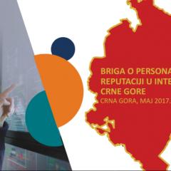 Istraživanje: Koliko ljudi u Crnoj Gori brinu o ličnoj reputaciji na Internetu