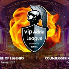 Za sve ljubitelje esporta – otvorene su prijave za Vip Adria Ligu