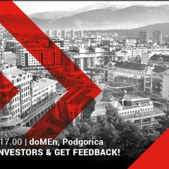PODIM, najveća startap konferencija na Balkanu, stiže u Podgoricu
