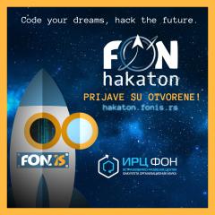 Prijavite se za FON Hakaton i Tech Challenge