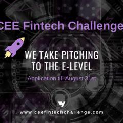 """Prijavite se za """"CEE Fintech Challenge"""""""