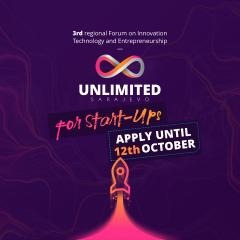 Prijavi se za Start-Up Battle u okviru Sarajevo Unlimited foruma