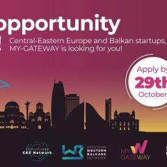 Učestvujte na Evropskom startap samitu 2018 u Sofiji