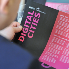 """Digital Cities: """"Feedback and Brainstorming Session"""""""