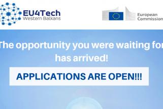Prijavite se za program investicione spremnosti EU4TECH