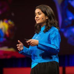 Anab Džein, višestruko nagrađivana dizajnerka i filmska producentkinja, je prva Spark.me 2019 govornica