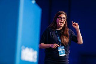 Kejt Murden, osnivačica PUSH, konsultantske kuće čija praksa je utemeljena na istraživanju ljudskog ponašanja, je nova Spark.me 2019 govornica