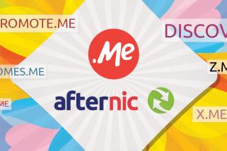 Od 30. oktobra .ME premium domeni dostupni za registraciju putem Afternic platforme