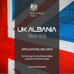 Otvorene aplikacije za UK – Albania Tech Hub