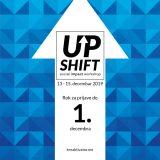 Prijavi se za 14. UPSHIFT radionicu!