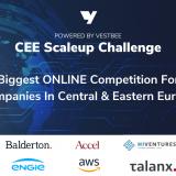 Osvoji investiciju do 1.000.000 eura u online takmičenju – CEE Scaleup Challenge