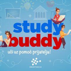 """Prijavi se za STUDY BUDDY program Laboratorije inovacija za mlade """"Kreaktivator"""""""